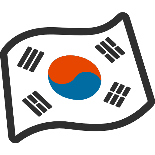 Flag Of North Korea Sticker