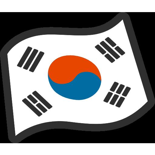 Flag Of South Korea Emoji