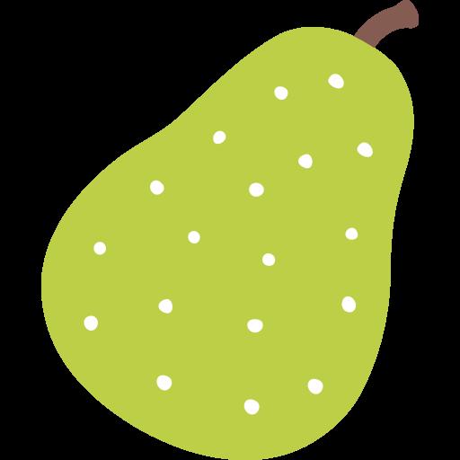 Pear Emoji