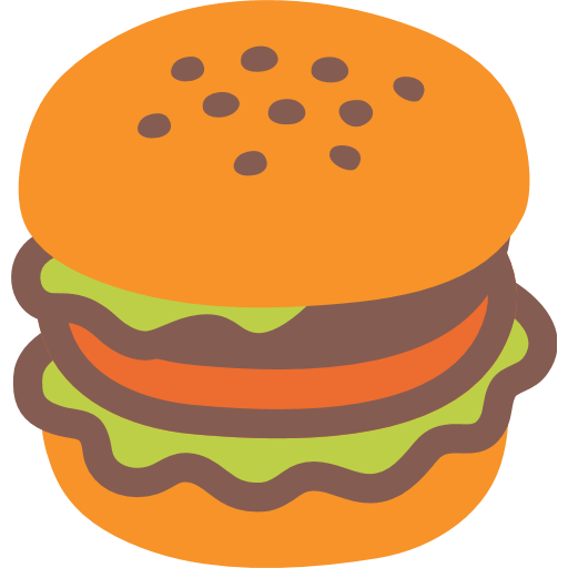 Hamburger Emoji