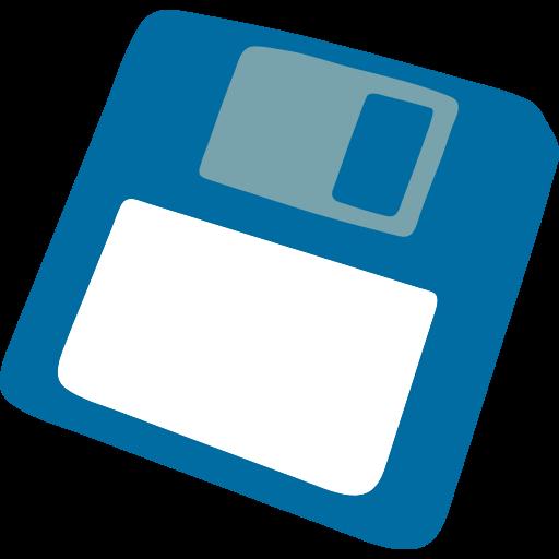 Floppy Disk Emoji