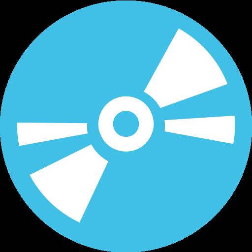 Optical Disc Emoji