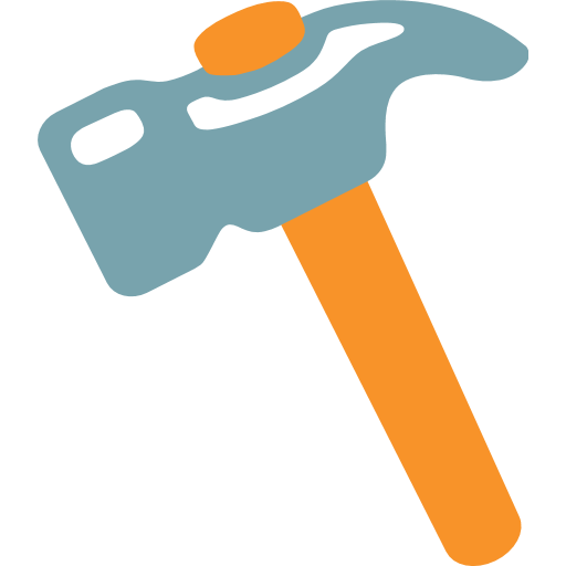 Hammer Emoji