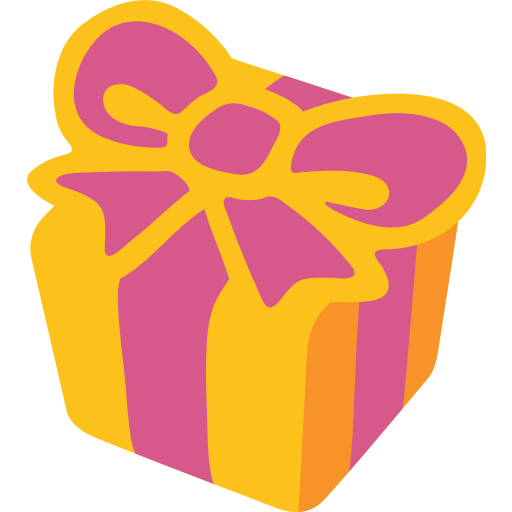 Wrapped Present Emoji