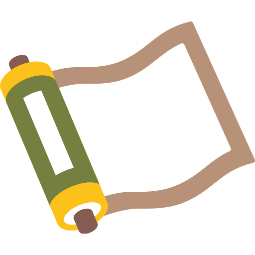 Scroll Emoji