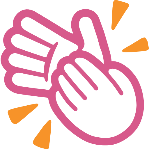 Clapping Hands Sign