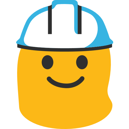 Construction Worker Emoji