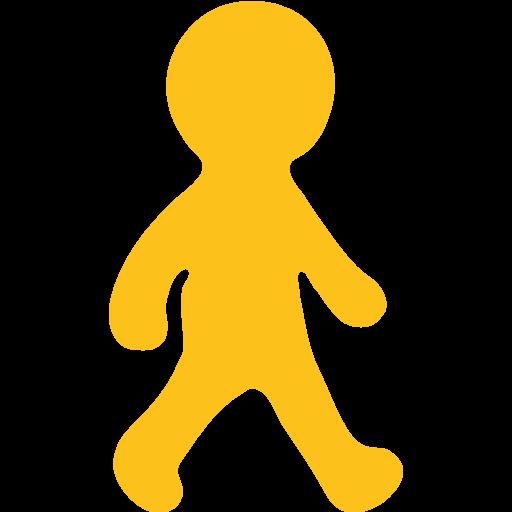 Pedestrian Emoji