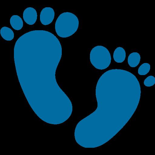 Footprints Emoji