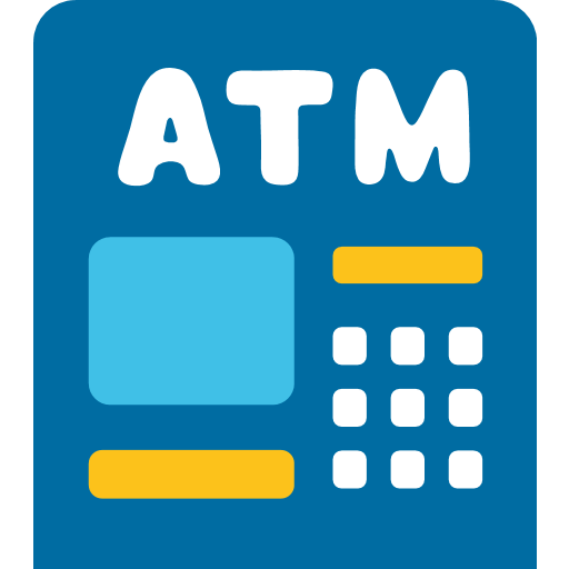 Automated Teller Machine Emoji