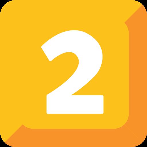 Keycap Digit Two Emoji