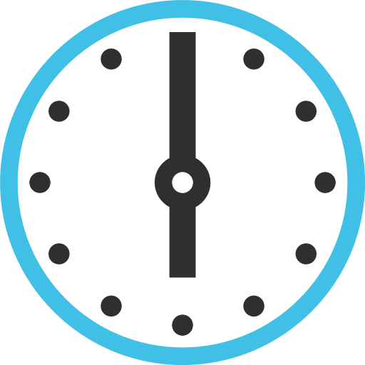 Clock Face Six Oclock Emoji