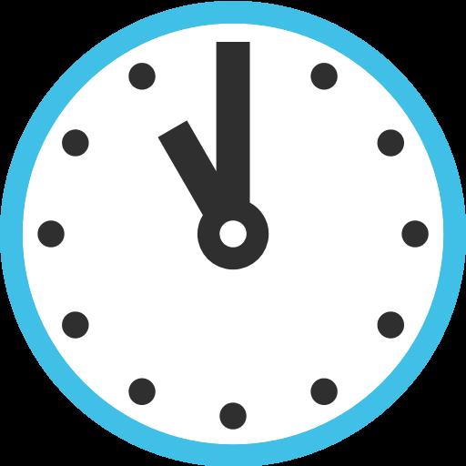 Clock Face Eleven Oclock Emoji