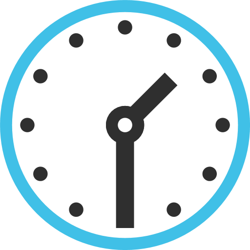 Clock Face One-thirty Emoji
