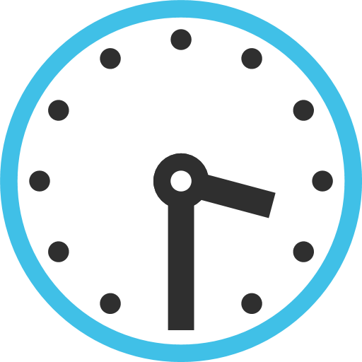 Clock Face Three-thirty Emoji