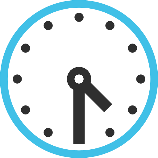 Clock Face Four-Thirty Emoji