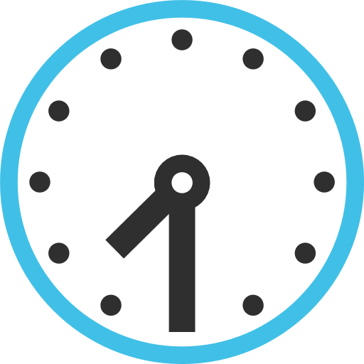 Clock Face Seven-thirty Emoji