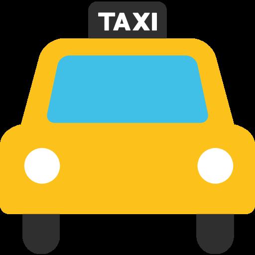 Oncoming Taxi Emoji