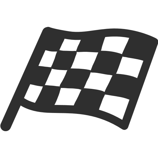 Chequered Flag Emoji