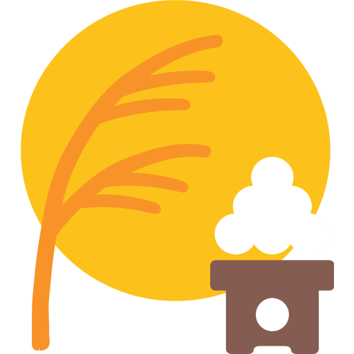 Moon Viewing Ceremony Emoji