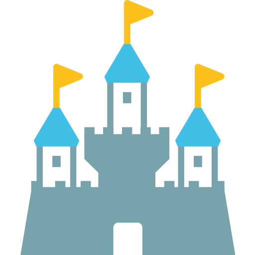 European Castle Emoji