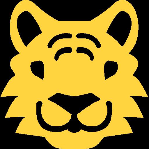 Tiger Face Emoji