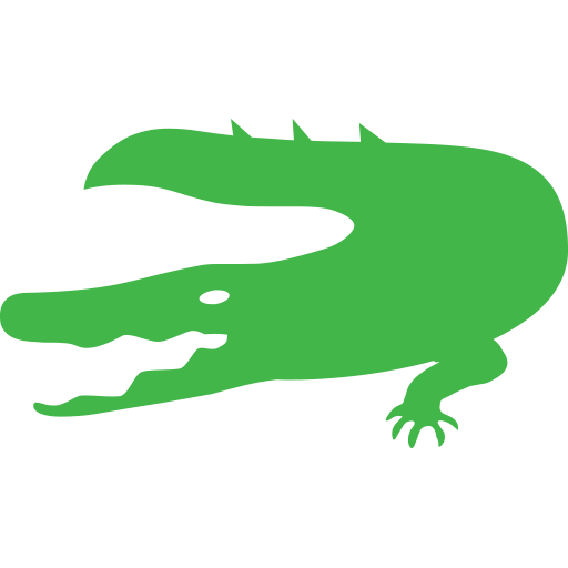 Crocodile Emoji