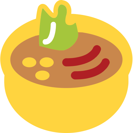 Pot Of Food Emoji