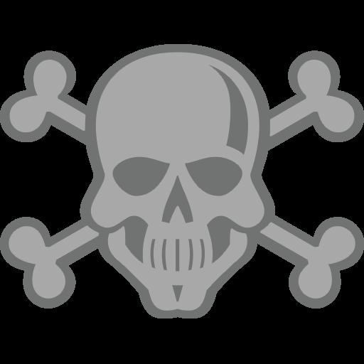 Skull And Crossbones Emoji