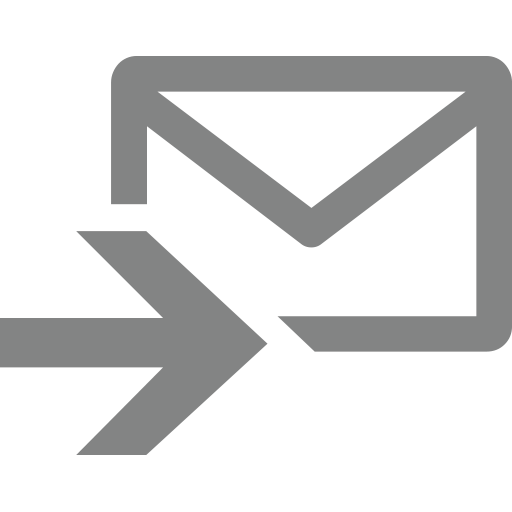 Incoming Envelope Emoji