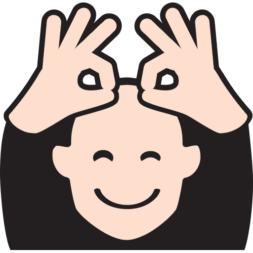 Face With Ok Gesture Emoji