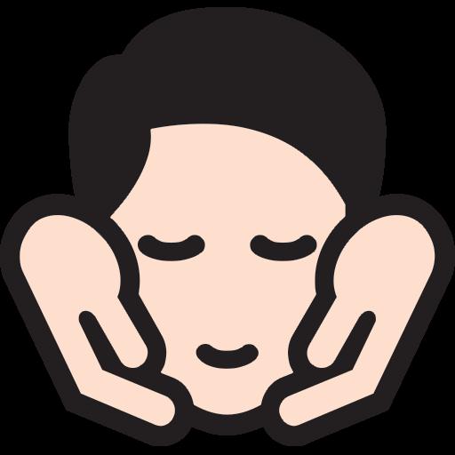 Face Massage Emoji
