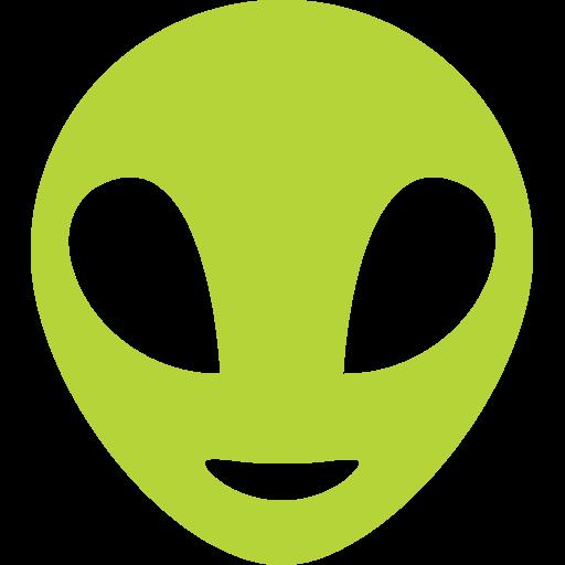 Extraterrestrial Alien Emoji