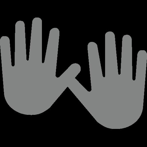 Open Hands Sign