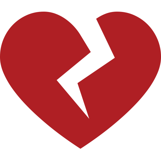 Broken Heart Emoji For Facebook Email Sms Id 10101 Emoji