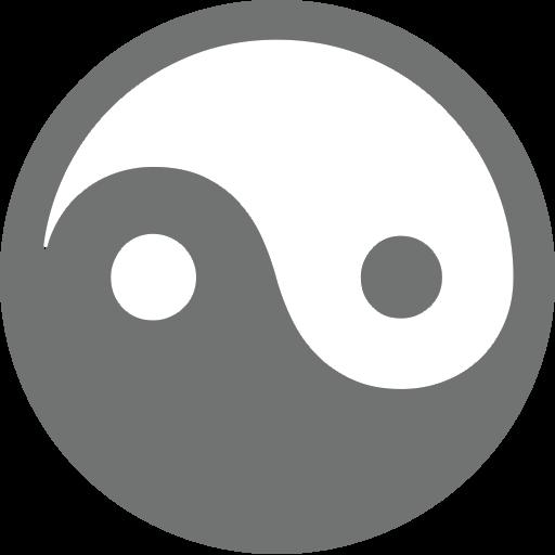 Yin Yang Emoji