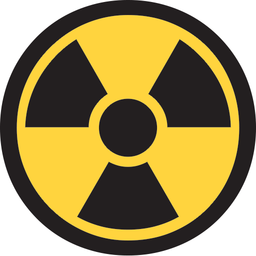 Radioactive Sign Emoji