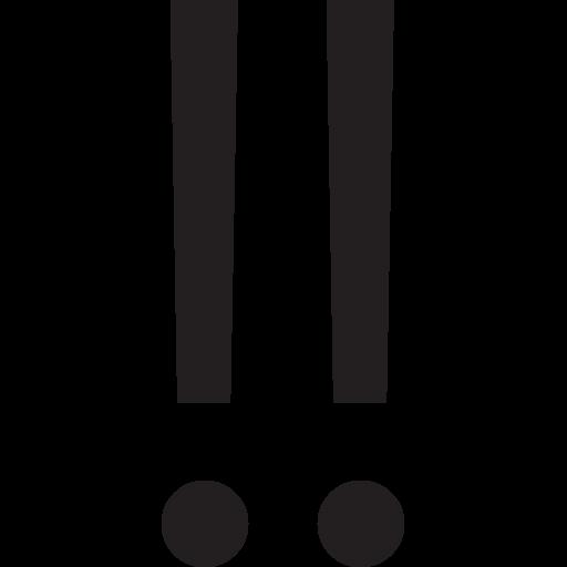 Double Exclamation Mark Emoji