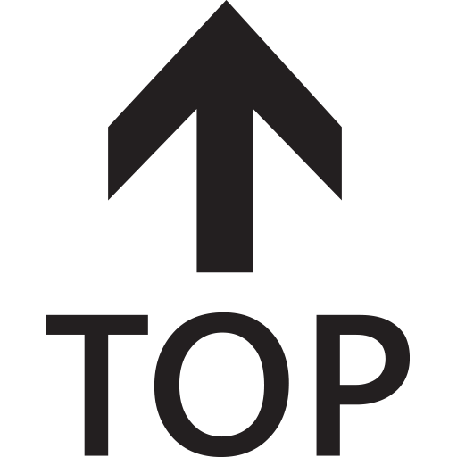 Top With Upwards Arrow Above Emoji