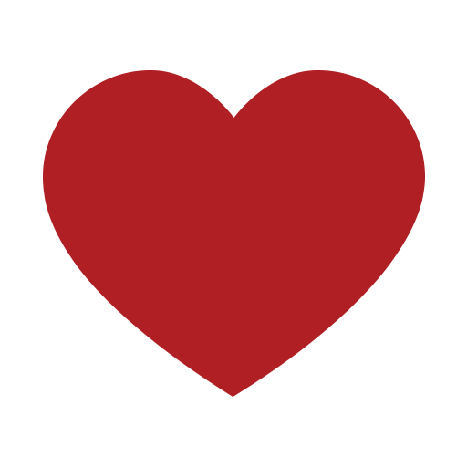 Black Heart Suit Emoji