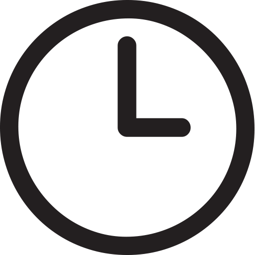 Clock Face Three Oclock Emoji