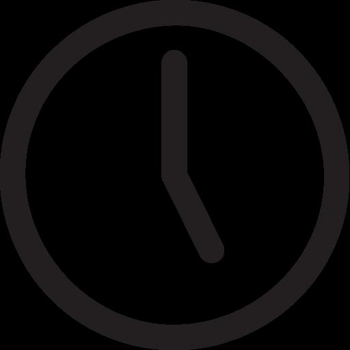 Clock Face Five Oclock Emoji