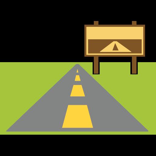 Motorway Emoji