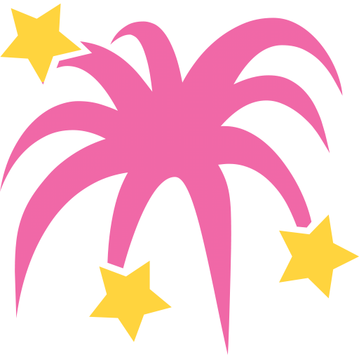 Fireworks Emoji
