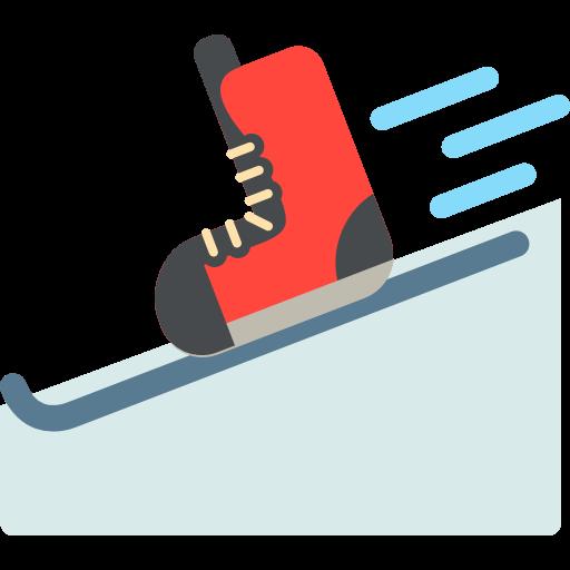 Ski And Ski Boot Emoji