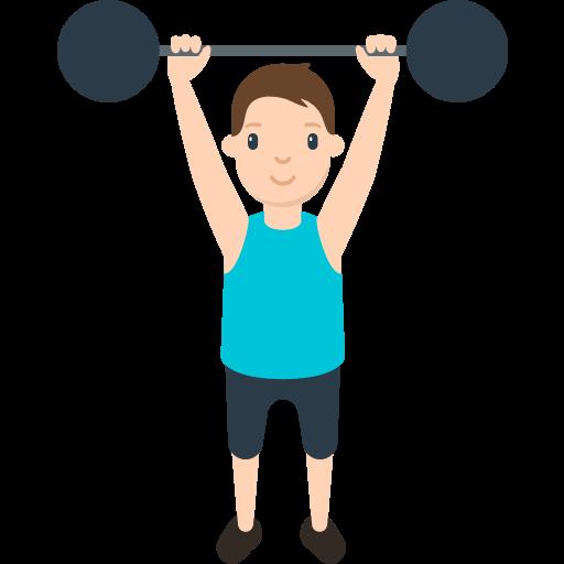 Weight Lifter Emoji