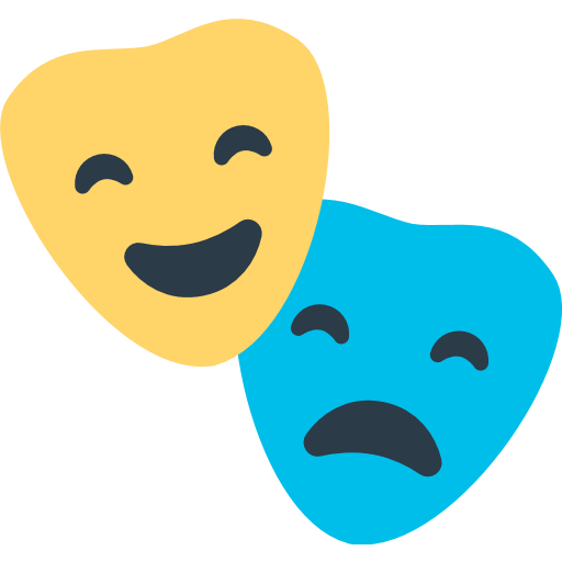 Performing Arts Emoji
