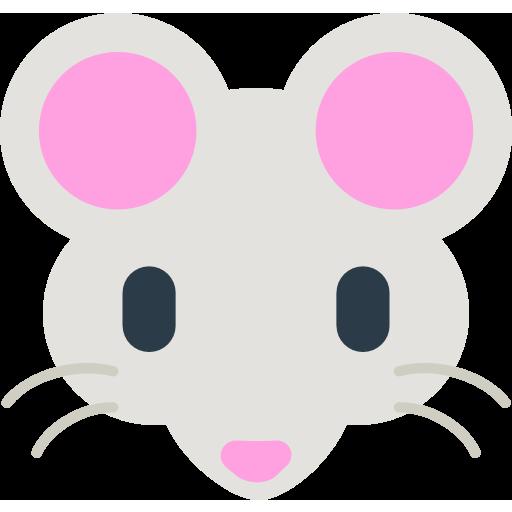 Mouse Face Emoji
