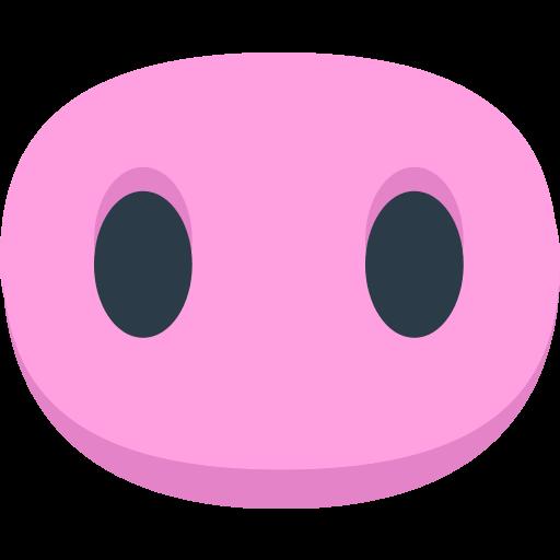 Pig Nose Emoji