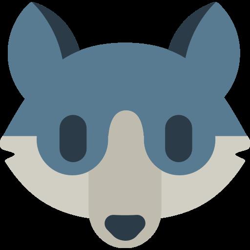 Wolf Face Emoji